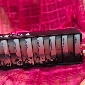 NYX Makeup - Urban Decay bag plus NYC ♥️ LA palette